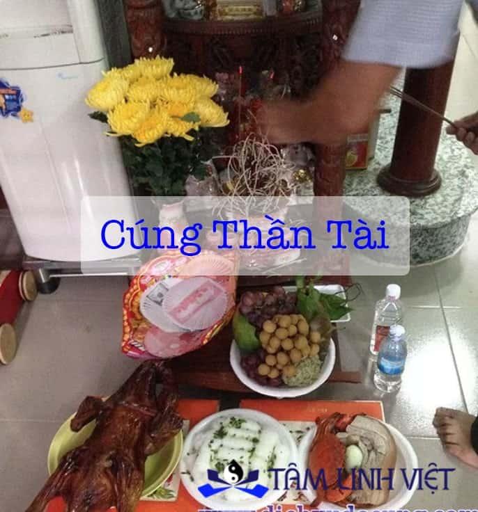 """Cúng """"tam sên"""" là một nghi thức không thể thiếu đối với người Sài Gòn"""