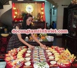 Hướng dẫn bài khấn cúng đầy tháng theo phong tục Việt