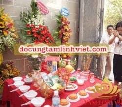 Lễ cúng khai trương khách sạn theo phong tục Việt