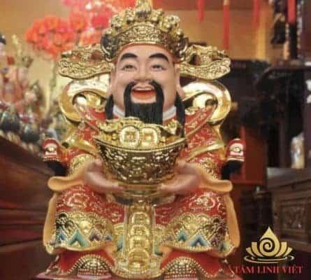 Thần Tài - Vị thần cai quản tiền bạc, ngân xuyến theo tín ngưỡng dân gian