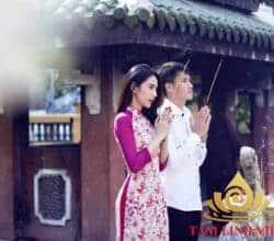 Nghi thức cúng kính đúng với Đồ Cúng Tâm Linh Việt Nam