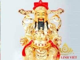 Bạn có biết ý nghĩa của việc cúng Thần Tài ngày mùng 10 tháng Giêng?