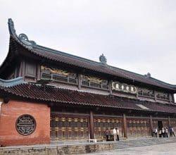 Điện Quan Thế Âm Bồ Tát chùa Bái Đính (Ninh Bình)