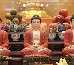 Những cấm kỵ trong việc thờ cúng Phật tại nhà