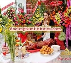 Tư vấn cúng khai trương kinh doanh chuẩn phong tục Việt