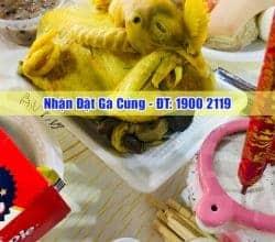 Đặt gà cúng Ngon, Đẹp và Giá cạnh tranh tại Tp HCM