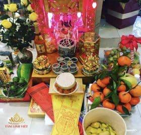 Cúng Thần Tài như thế nào cho chuẩn phong tục người Việt
