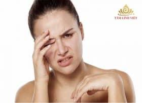 5 nguyên nhân khiến giật mắt và cách khắc phục giật mắt hiệu quả ngay tức thì