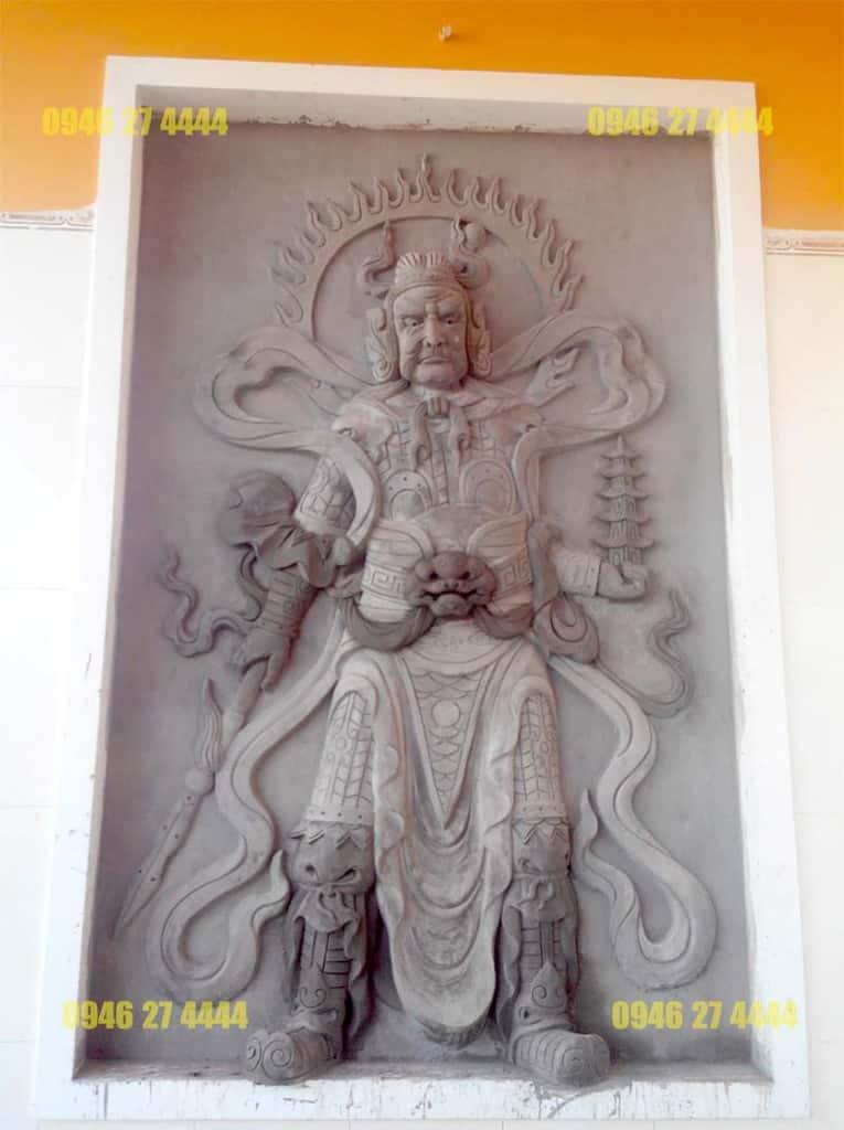 Giải đáp những thắc mắc về việc đắp tượng Phật bằng xi măng