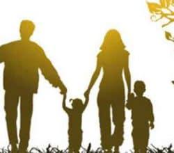 Nhân duyên vợ chồng, cha mẹ và con cái