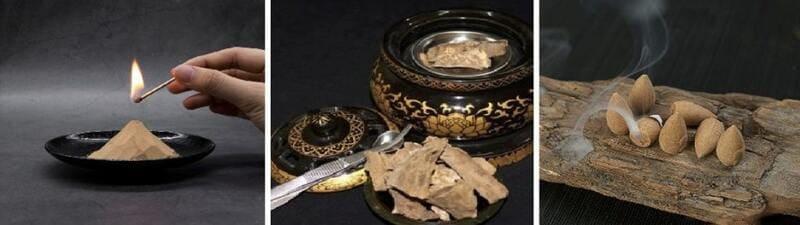 Cách xông nhà bằng trầm hương tẩy uế phổ biến hiện nay