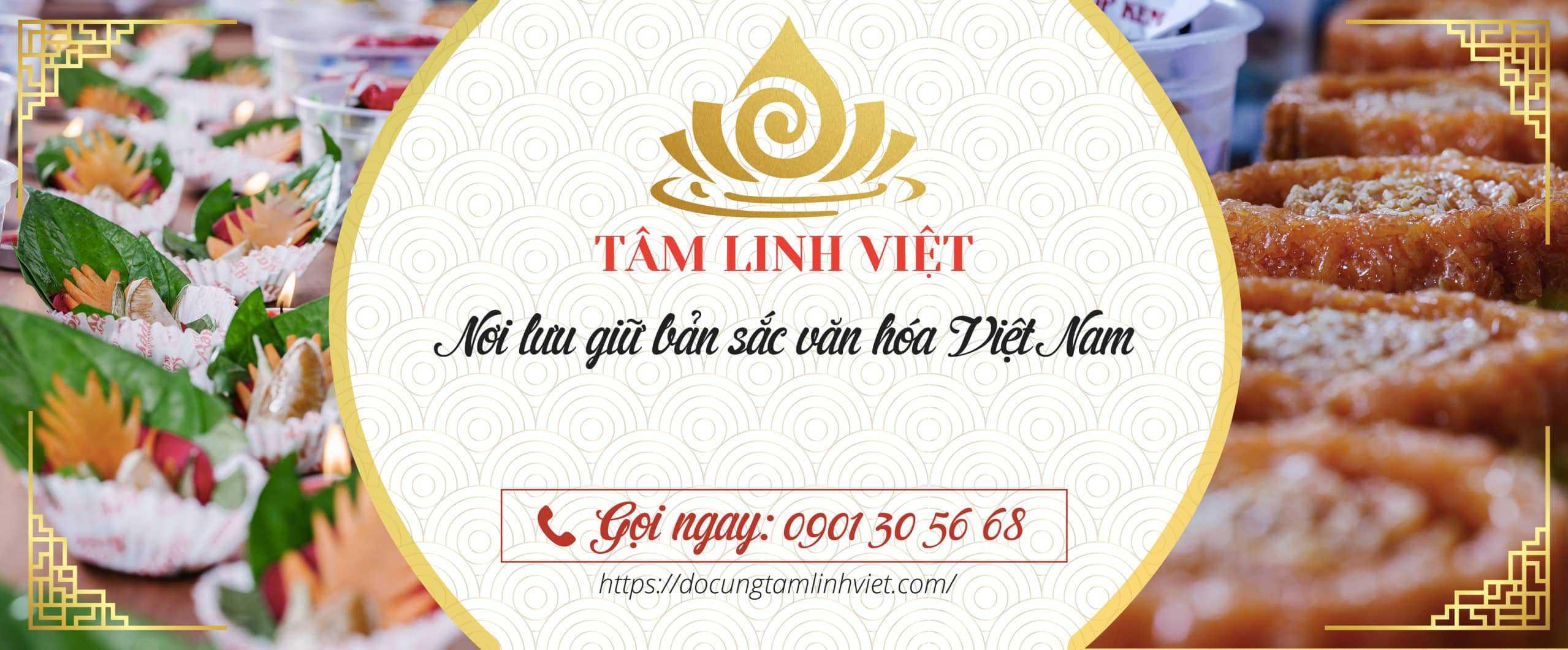 Banner Đồ Cúng Tâm Linh Việt
