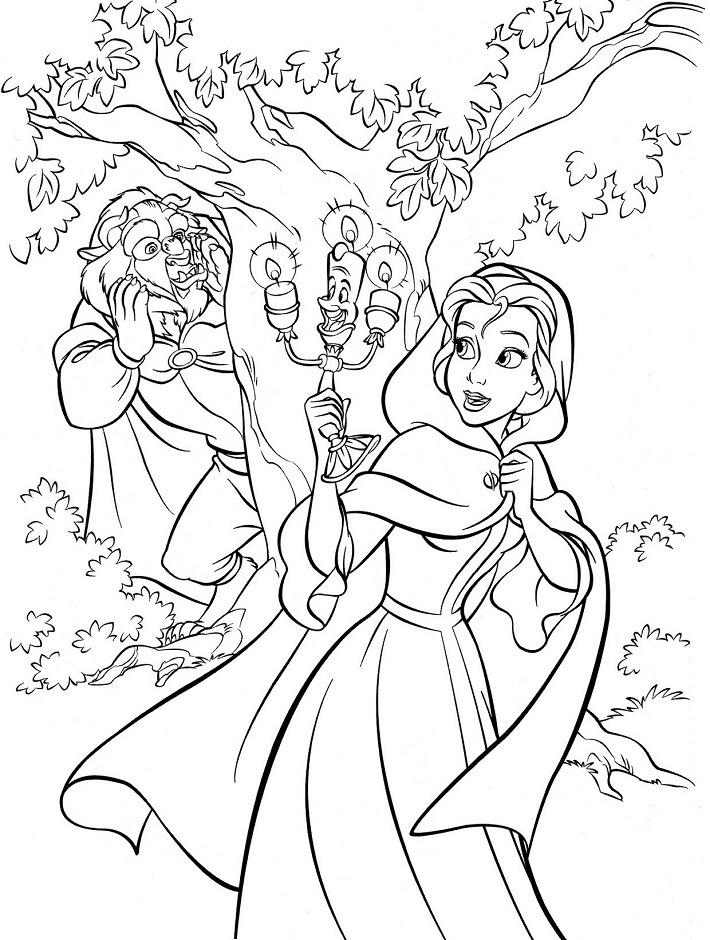 belle và lumiere