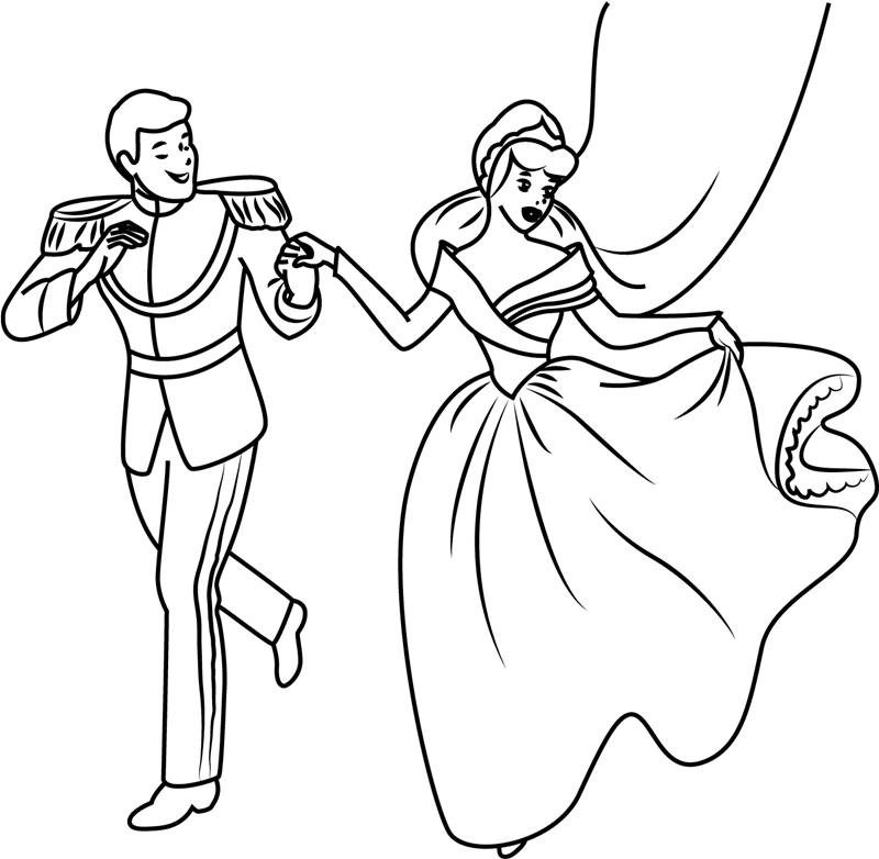 lọ lem và hoàng tử