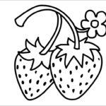 tranh to mau trai cay hoa qua cho be 012